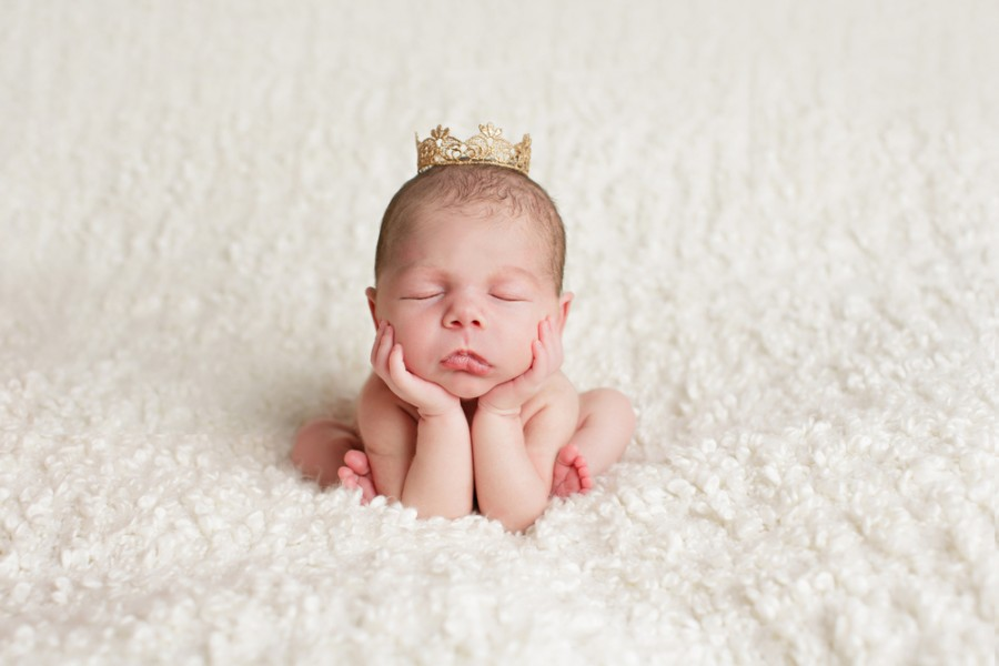 King Baby comes of age!